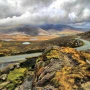 Aussicht vom Molls Gap am Ring of Kerry